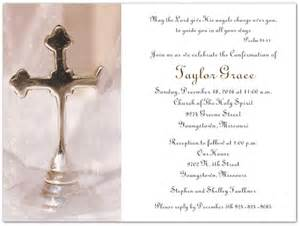 silver cross confirmation invitations storkie