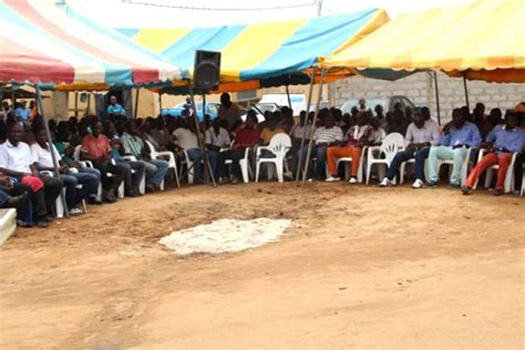 chambre nationale la chambre nationale des métiers de côte d ivoire organise