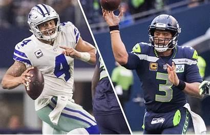 Seahawks Cowboys Dallas Dak Playoff Pick Seattle