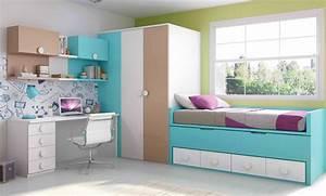 idee chambre ado fille 3 indogate couleur chambre fille With idee couleur chambre ado