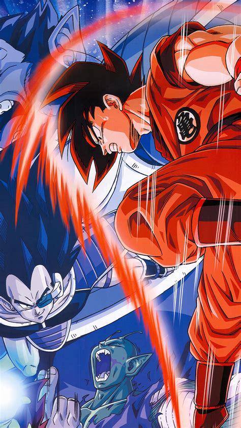dragonball art illust hero game anime android wallpaper