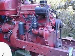 Farmall Engine Diagram