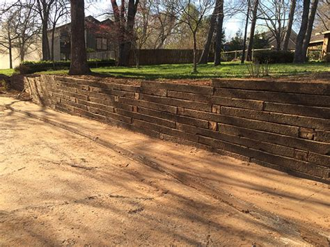 Edgington Construction  Tulsa Retaining Walls Tulsa
