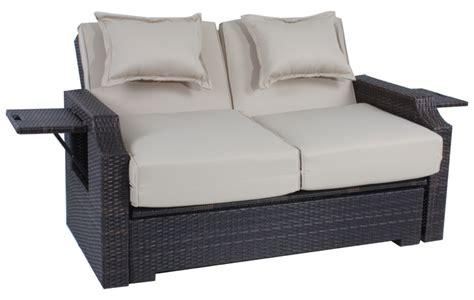 Funktionssofa Garten Sofa Couch Gartensofa + Plane Neu Ebay