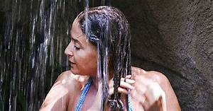 I'm A Celebrity jungle shower is FAKE with warm waterfall ...