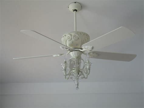 Ceiling Fan Crystal Chandelier Best Way To Make Your