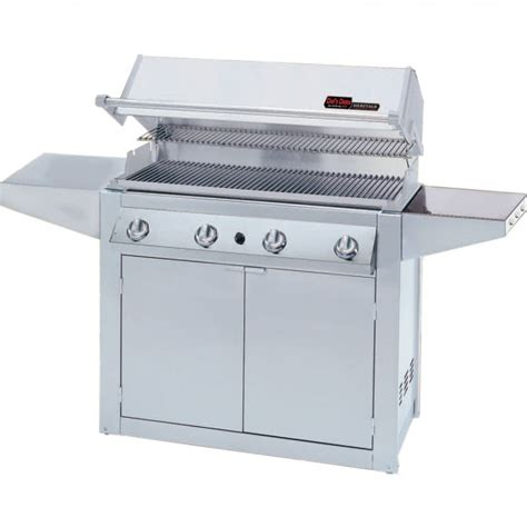 stainless steel gas grills mhp heritage series gjk 3 stainless steel gas grill at ibuybarbecues