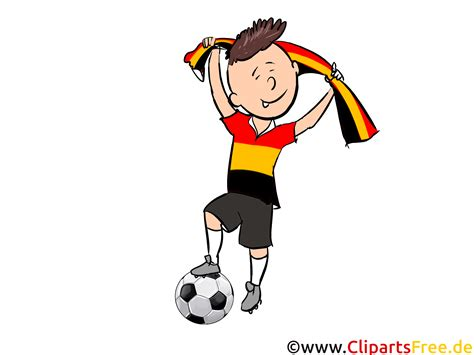 clipart illustrations fussball wm clipart illustration