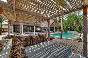 Tonnelle En Bambou : canisse pergola 35 id es pour un ombrage naturel pour ~ Premium-room.com Idées de Décoration