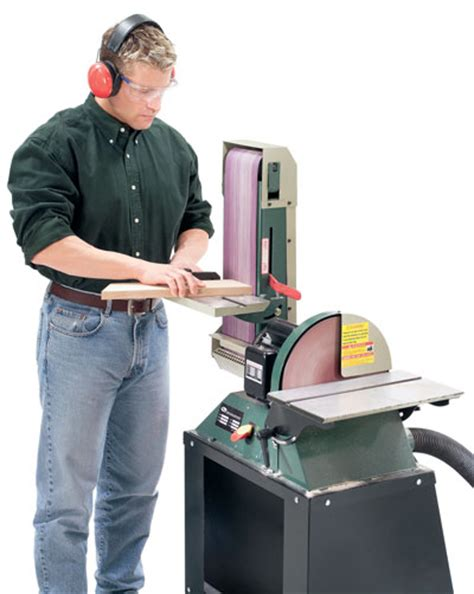belt disc sanders popular woodworking magazine