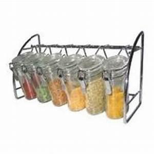 Bocaux à épices : etagere a epice dans cuisine art de la table achetez au ~ Teatrodelosmanantiales.com Idées de Décoration