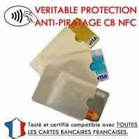 Desactiver Carte Bleue Sans Contact : protection carte bancaire sans contact anti piratage discount ~ Medecine-chirurgie-esthetiques.com Avis de Voitures