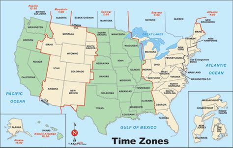 usa time zone map clipart clipart