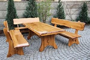 Holz Sitzgruppe Garten Massiv : sitzgruppe gartenm bel massivholz terrassenm bel sitzgarnitur eichenholz ebay ~ Eleganceandgraceweddings.com Haus und Dekorationen