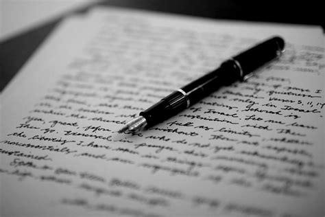 Lost Letter Writing letter writing time to reignite a lost total