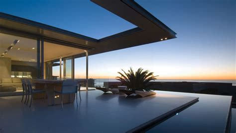 the house with a view minimalist ocean view home in south africa idesignarch interior design architecture