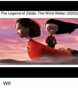 25 Best Memes About The Legend Of Zelda The Wind Waker