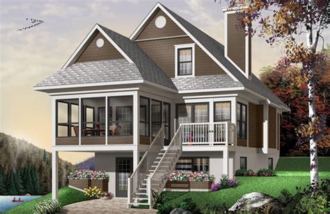 greenoaks lake home plan   house plans