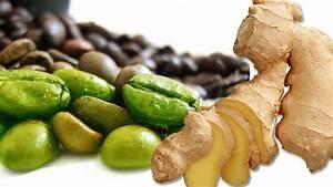 Cafea verde cu ghimbir capsule