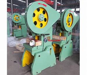 Jb23 25  40  63  63a  80  100 Punch Press Machine Wholesale