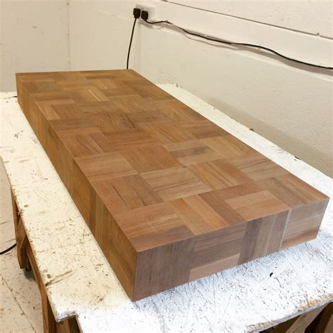 We could have offered some gimmick like 0% free finance and hidden the real cost by hiking up our prices. Reclaimed Parquet Flooring Coffee Table - smith+jakes