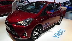 Essai Toyota Yaris Hybride 2018 : 2018 toyota yaris 1 5 hybrid y conic exterior and interior auto show brussels 2018 youtube ~ Medecine-chirurgie-esthetiques.com Avis de Voitures