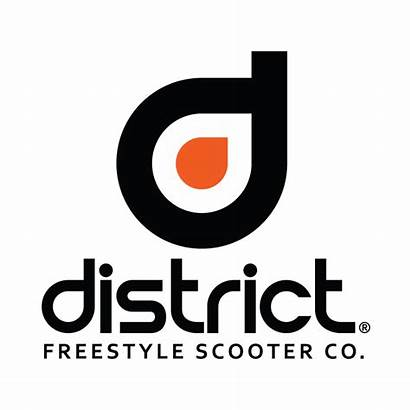 District Scooter Scooters Logos National Isa Pro