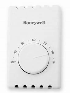 T410b1004 Honeywell Line Voltage Non Programmable