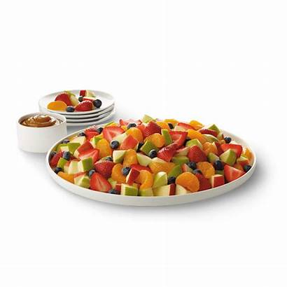 Fruit Fil Chick Tray Catering Menu Trays