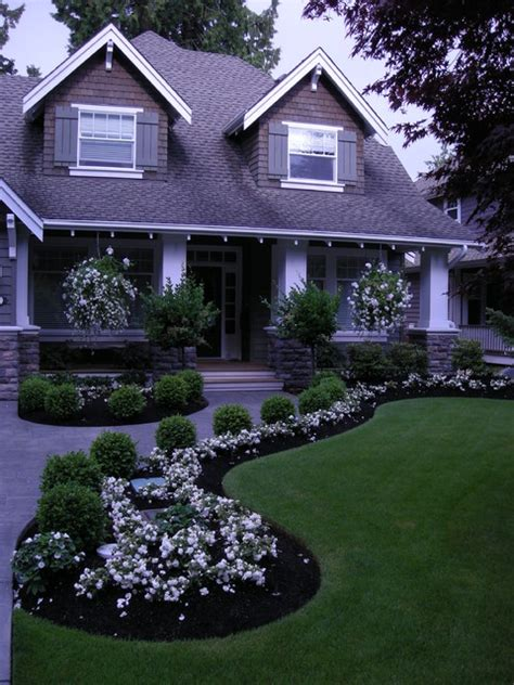 traditional front yard landscaping front yard landscaping make over 1 traditional landscape vancouver by fabulous flower beds
