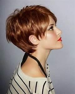 Coupe Cheveux Asymétrique : coiffure moderne courte ~ Melissatoandfro.com Idées de Décoration