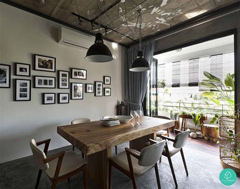 interior design lighting 10 mindblowing airbnb worthy homes in singapore Industrial