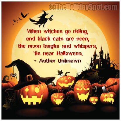 Halloween Quotes And Sayings  Short Halloween Quotes  Halloween Quotes With Images Famous