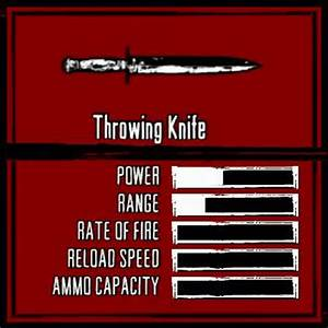 Throwing Knives | Red Dead Wiki | FANDOM powered by Wikia