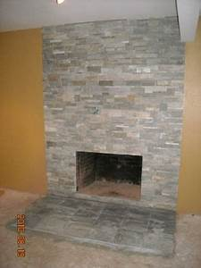 53 best fireplaces images on pinterest fireplace ideas With stone veneer fireplace for renovation