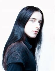 Goth Guys with Long Hair