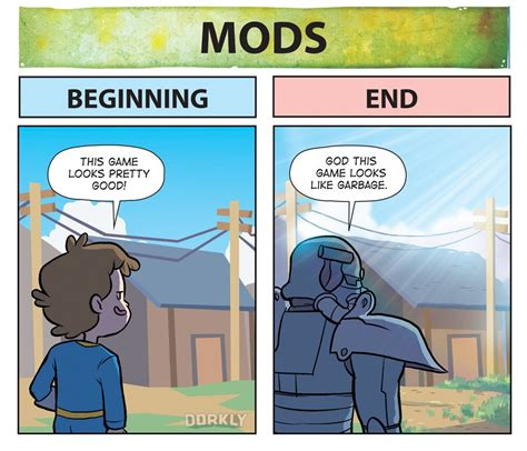 Fallout Beginning Vs End  Dorkly Post