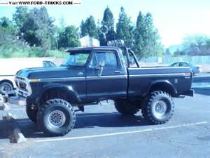 1977 Ford F-150 4x4