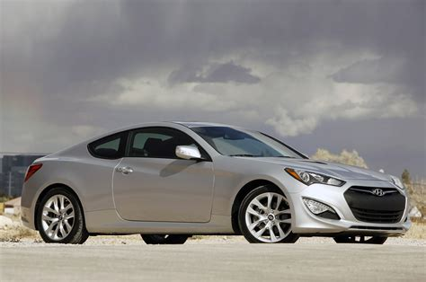 2018 Hyundai Genesis Coupe Dumps Turbo Four Goes V6 Only