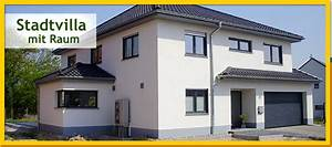 Stadtvilla Mit Garage : stadtvilla mit integrierter garage ~ Lizthompson.info Haus und Dekorationen