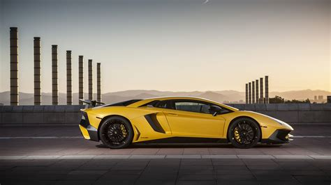 2016 Lamborghini Aventador Lp750-4 Sv Wallpapers & Hd