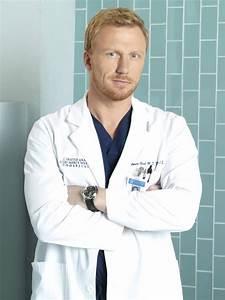 Dr. Hunt/ Grey's Anatomy - wears Panerai Luminor - luxury ...