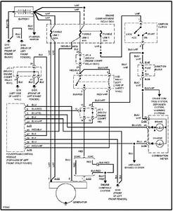 1999 Toyota Camry Headlight Wiring Diagram