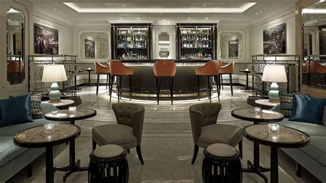 cocktail bar lounge  kowloon  star hotel  langham hong kong