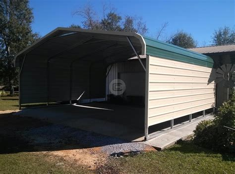 Carport : Metal Barn Central