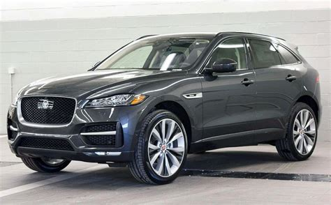 2019 Jaguar F Pace S Review Preis Price Spirotourscom