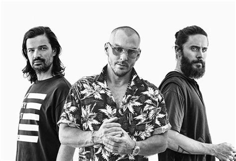 Thirty Seconds To Mars Uk Tour  Latest Music News + Gig