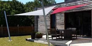 Toile Tendue Jardin : toile de jardin toiles tendues pour jardin et terrasse ~ Melissatoandfro.com Idées de Décoration