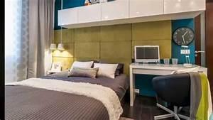Kleines Wohn Schlafzimmer Einrichten : schlafzimmer einrichten 100 schlafzimmer einrichten grau ~ Michelbontemps.com Haus und Dekorationen