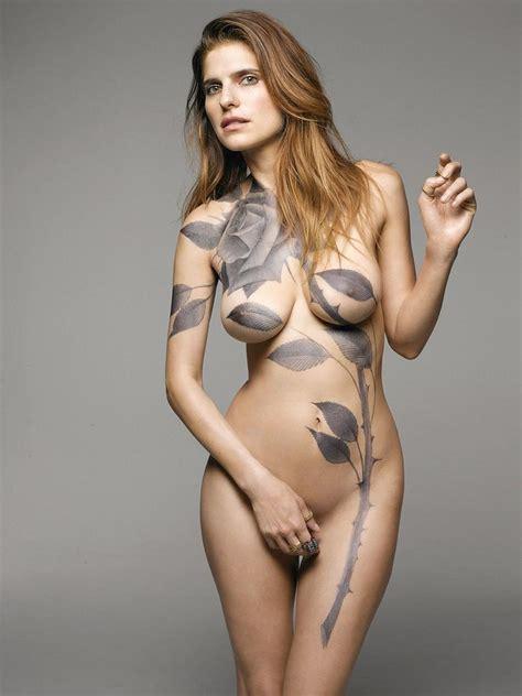 Jewish Hollywood Actress Lake Bell Nude Photos Leaked ...